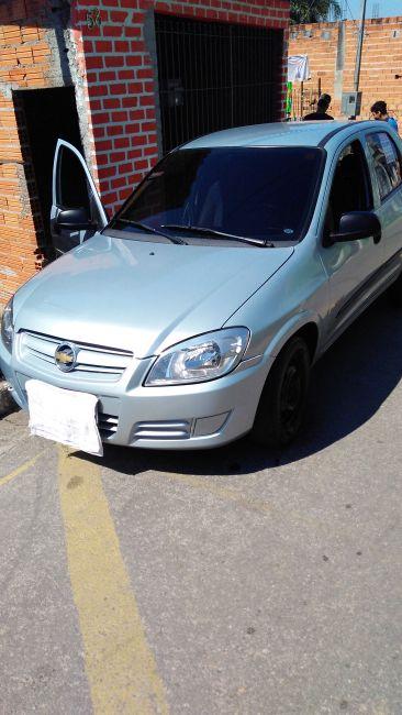 Chevrolet Celta Spirit 1.0 VHCE (Flex) 4p - Foto #5