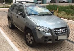 Fiat Palio Weekend Adventure Locker Dualogic 1.8 8V (Flex)