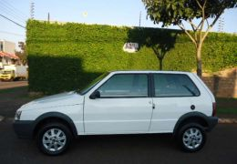 Fiat Uno Mille Fire Economy Way 1.0 (Flex) 2p