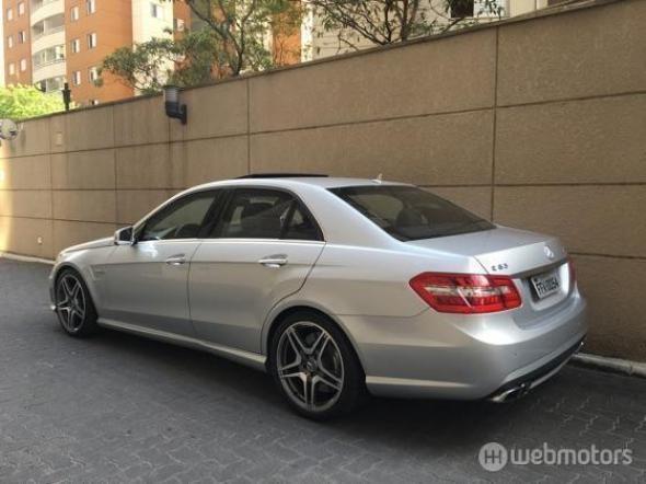 Mercedes-Benz Amg 6.2 V8 32v - Foto #2