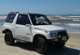 Suzuki Vitara JLX 4x4 1.6 Canvas Top
