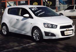 Chevrolet Sonic LTZ 1.6 MPFI 16V Flex
