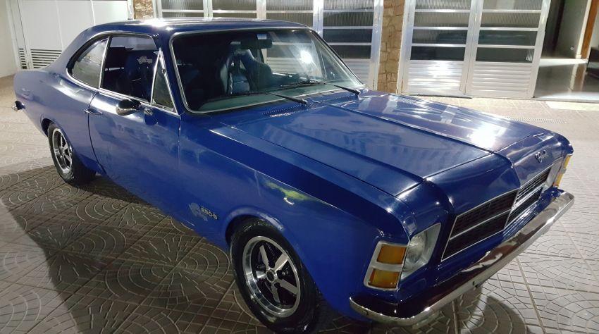 Chevrolet Opala Coupe Comodoro 2.5 - Foto #4