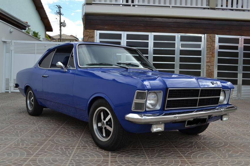 Chevrolet Opala Coupe Comodoro 2.5 - Foto #6