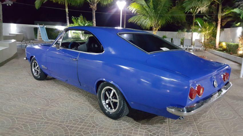 Chevrolet Opala Coupe Comodoro 2.5 - Foto #7