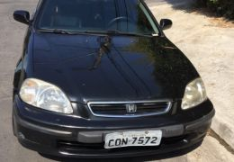 Honda Civic Sedan EX 1.6 16V