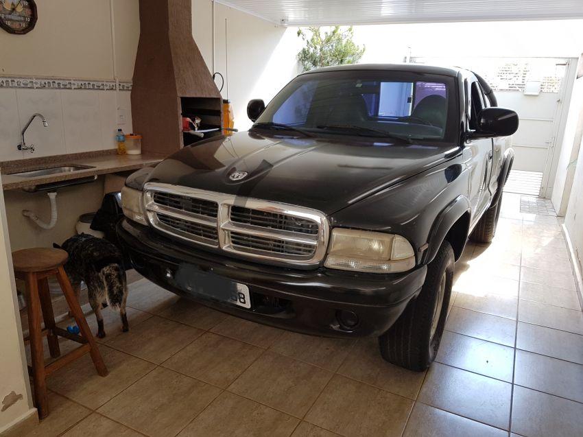 Dodge Dakota Sport 4x2 2.5 (cab. simples) - Foto #4