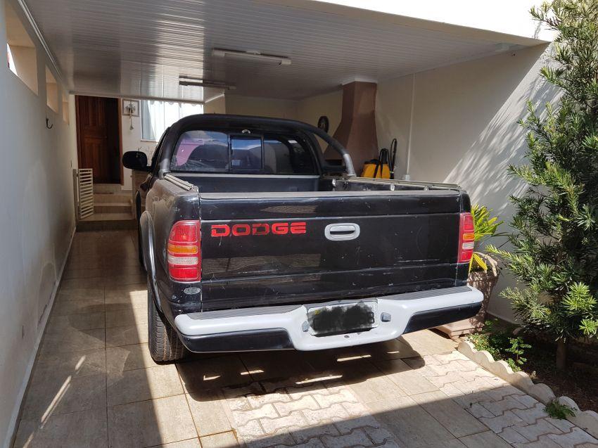 Dodge Dakota Sport 4x2 2.5 (cab. simples) - Foto #5