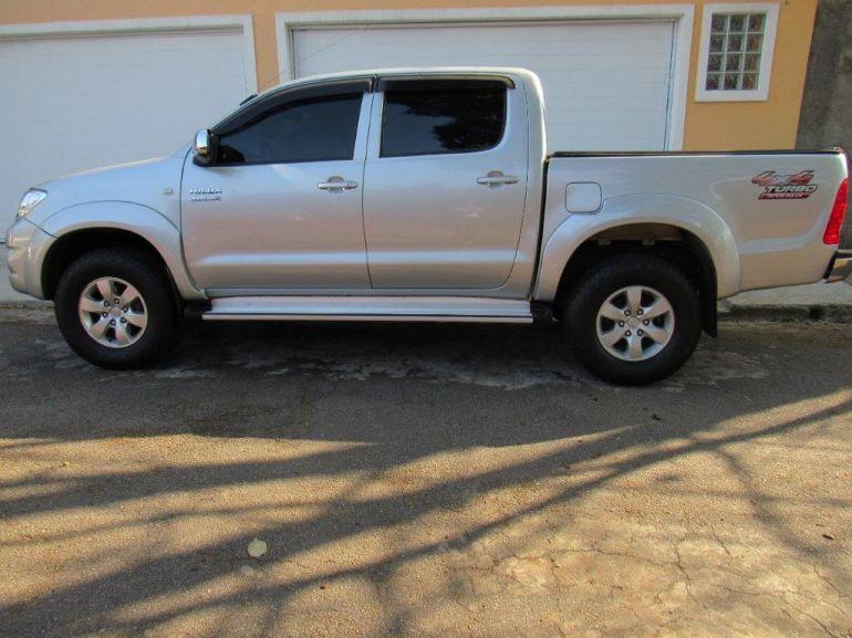 Toyota Hilux 3.0 TDI 4x4 CD SRV - Foto #5