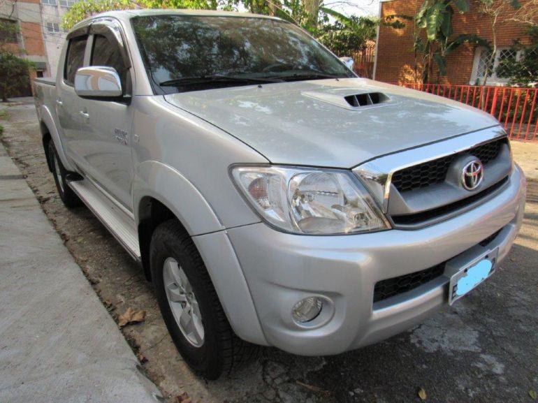 Toyota Hilux 3.0 TDI 4x4 CD SRV - Foto #6