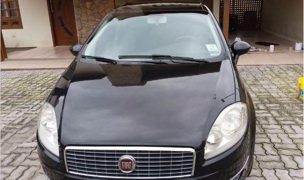 Fiat Linea 1.8 16V Essence Dualogic - Foto #1