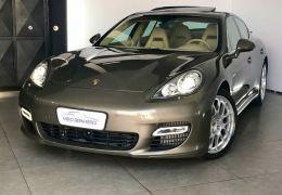 Porsche Panamera 4.8 Turbo V8