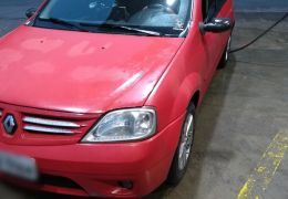 Renault Logan Privilège 1.6 16V (flex)