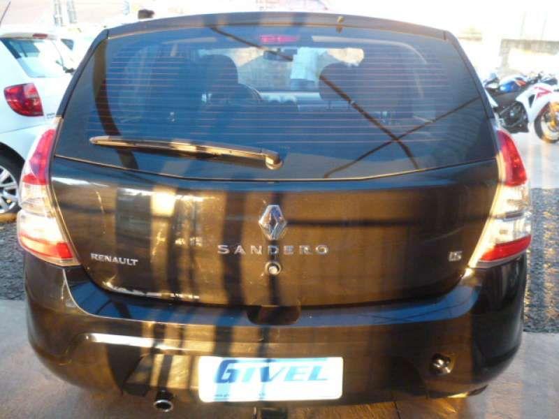 Renault Sandero Privilège 1.6 16V (flex) - Foto #4