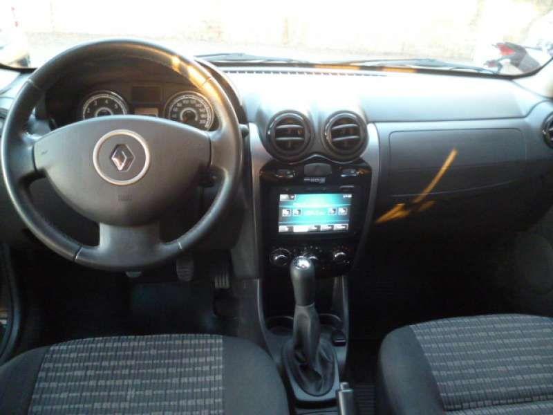 Renault Sandero Privilège 1.6 16V (flex) - Foto #6