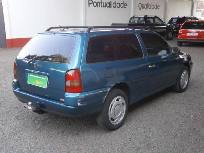 Volkswagen Parati CLi 1.6 - Foto #3
