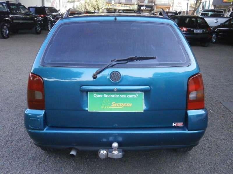 Volkswagen Parati CLi 1.6 - Foto #4
