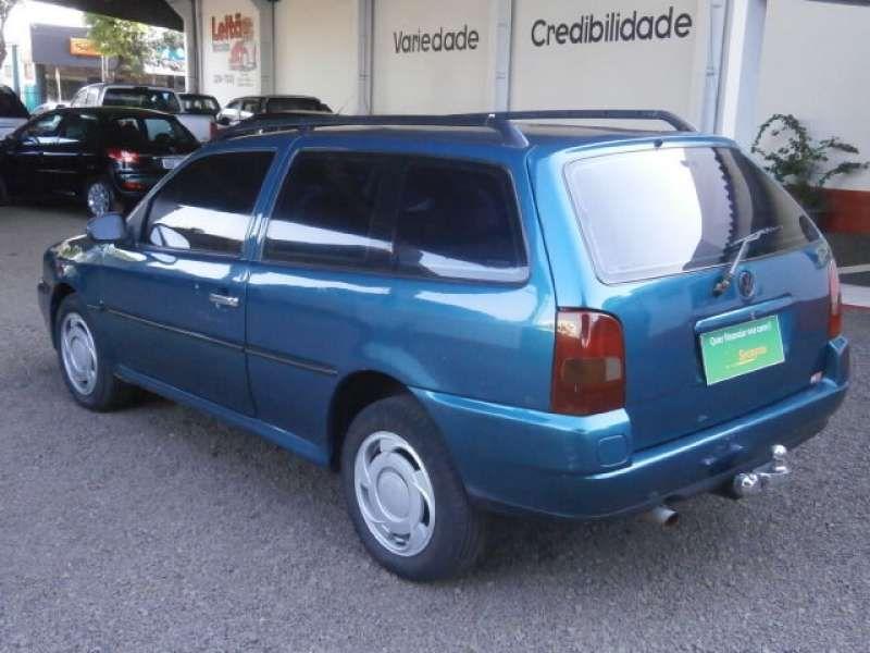 Volkswagen Parati CLi 1.6 - Foto #5