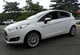 Ford New Fiesta Titanium 1.6 16V