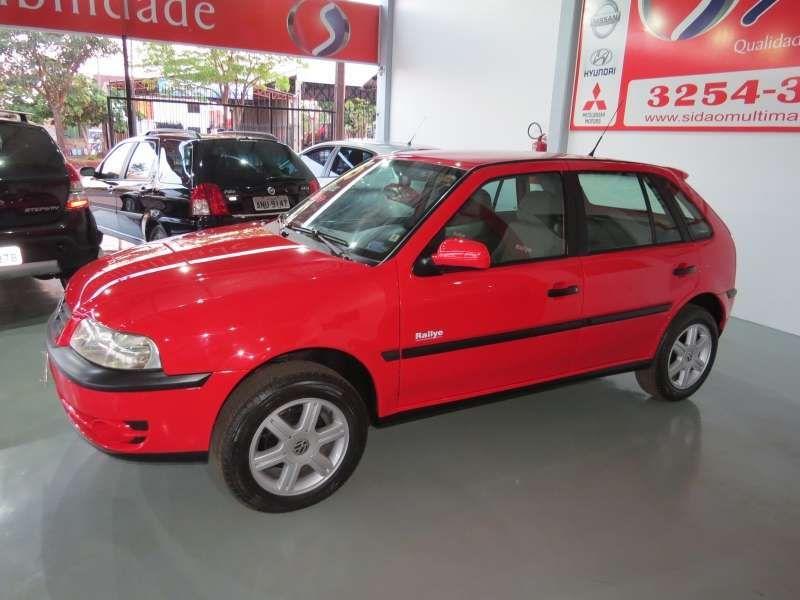 Volkswagen Gol Rallye 1.6 VHT (Flex) - Foto #2
