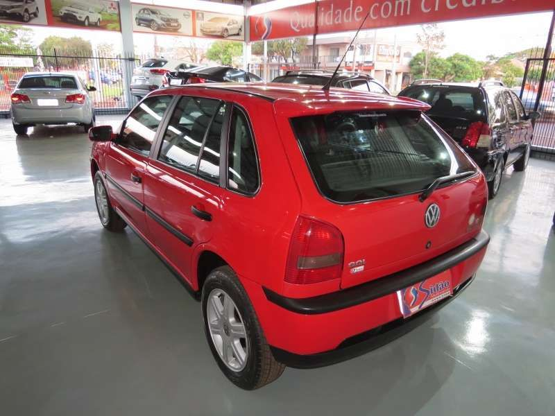 Volkswagen Gol Rallye 1.6 VHT (Flex) - Foto #4