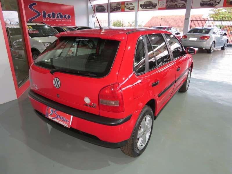 Volkswagen Gol Rallye 1.6 VHT (Flex) - Foto #5