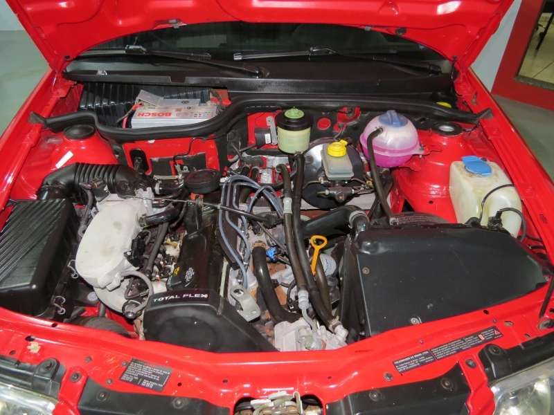 Volkswagen Gol Rallye 1.6 VHT (Flex) - Foto #9