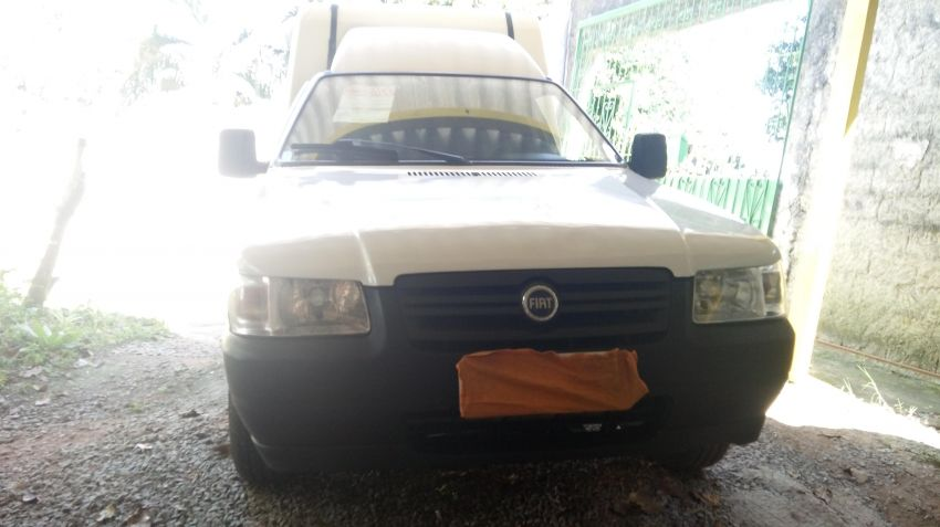 Fiat Fiorino Furgão 1.3 (Flex) - Foto #2