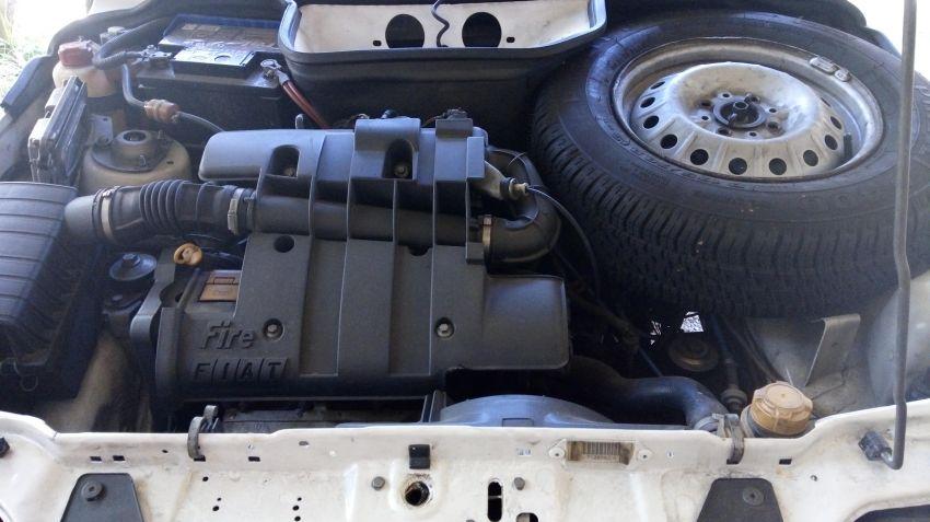 Fiat Fiorino Furgão 1.3 (Flex) - Foto #9
