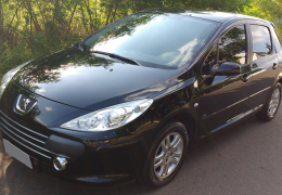Peugeot 307 Hatch. 1.6 16v Millesim 200 (Flex)