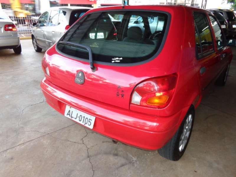 Ford Fiesta Hatch Street 1.0 MPi 4p - Foto #6