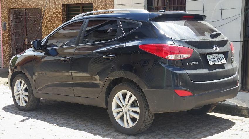 Hyundai ix35 GLS 2.0L 16v (Flex) (Aut) - Foto #5