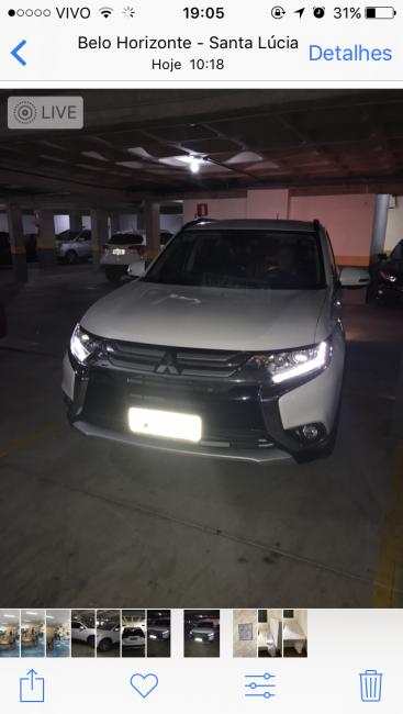 Mitsubishi Outlander 2.0 16V (aut) - Foto #1