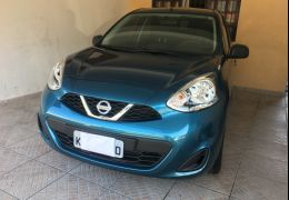 Nissan March 1.0 12V S (Flex)