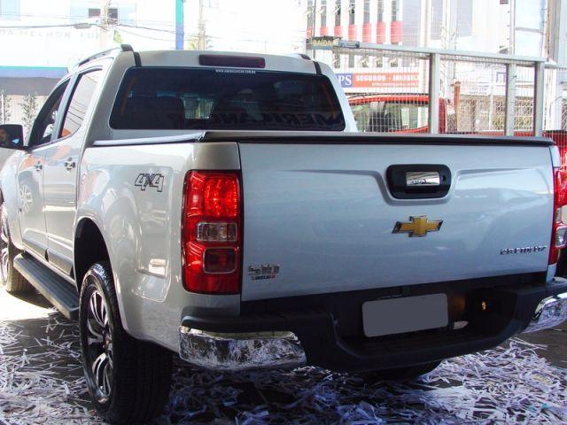 Chevrolet S10 LTZ 4X4 Cabine Dupla 2.8 Turbo Diesel - Foto #6