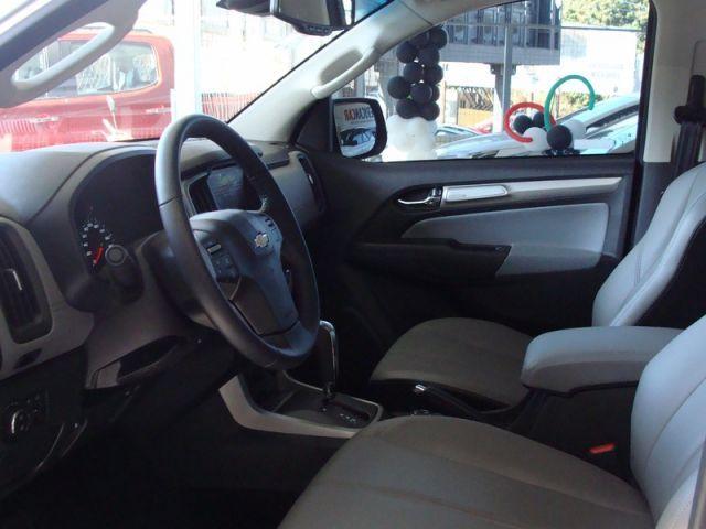 Chevrolet S10 LTZ 4X4 Cabine Dupla 2.8 Turbo Diesel - Foto #8