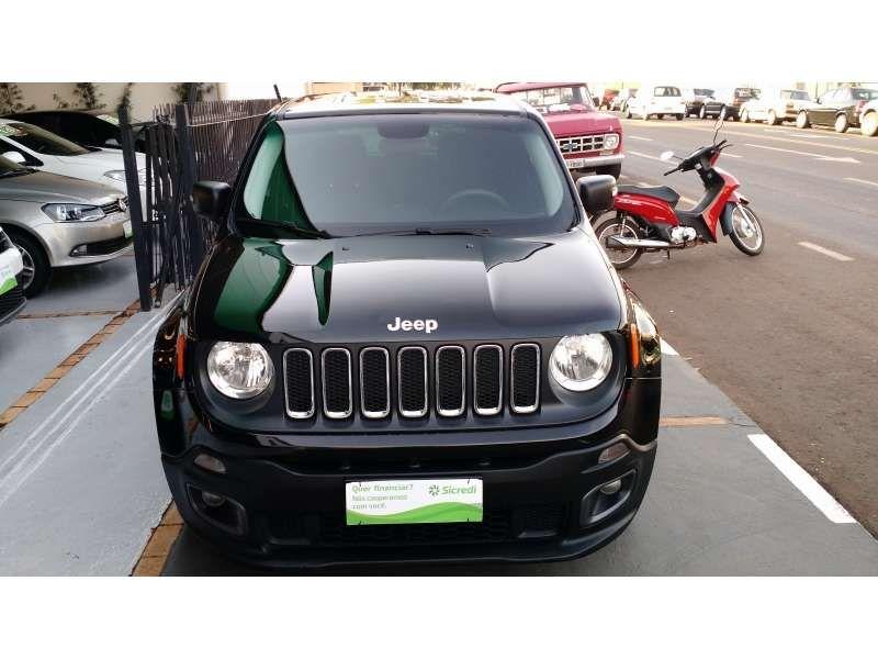 Jeep Renegade Sport 1.8 (Flex) (Aut) - Foto #1