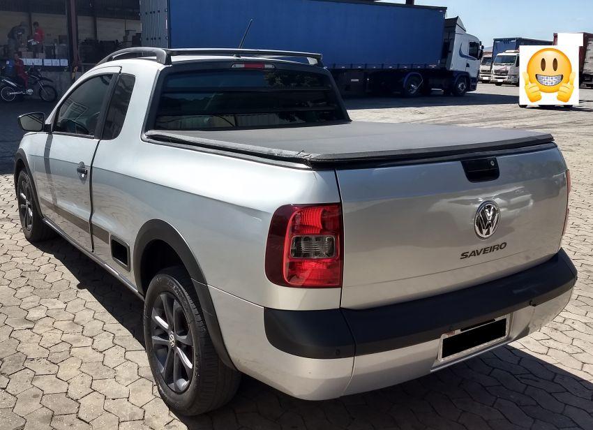 Volkswagen Saveiro Trooper 1.6 (Flex) (cab. estendida) - Foto #3