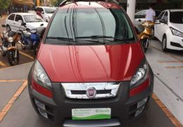 Fiat Idea Adventure 1.8 16V E.TorQ Dualogic (Flex)