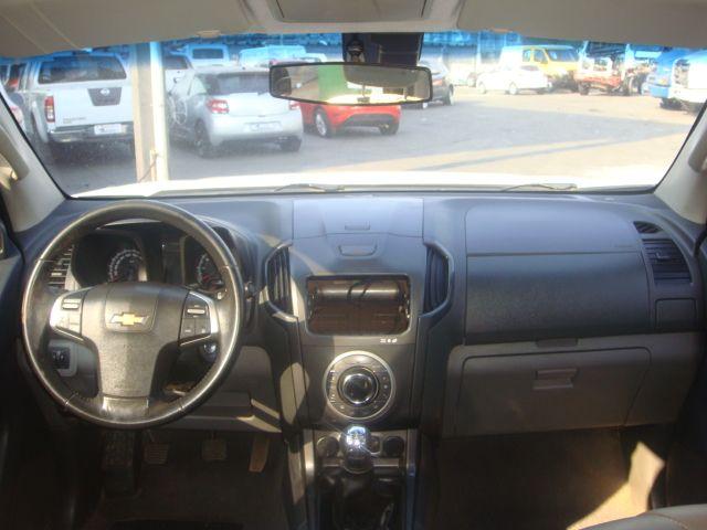 Chevrolet S10 LTZ 2.4 flex (Cabine Dupla) 4x2 - Foto #6