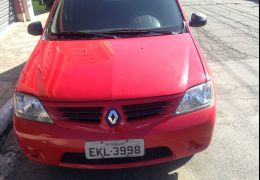 Renault Logan Authentique 1.0 16V (flex)