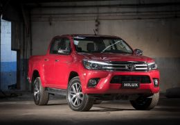 Toyota Hilux 2.8 TDI SRX CD Auto 4x4