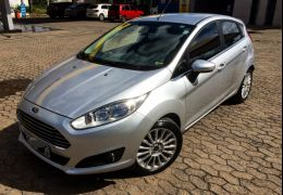 Ford New Fiesta 1.6 Titanium PowerShift