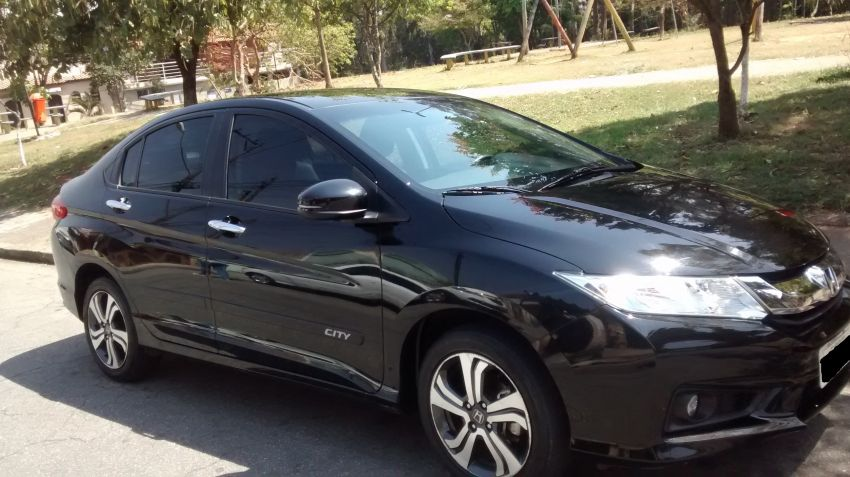Honda City EXL 1.5 16V (flex) (aut.) - Foto #1