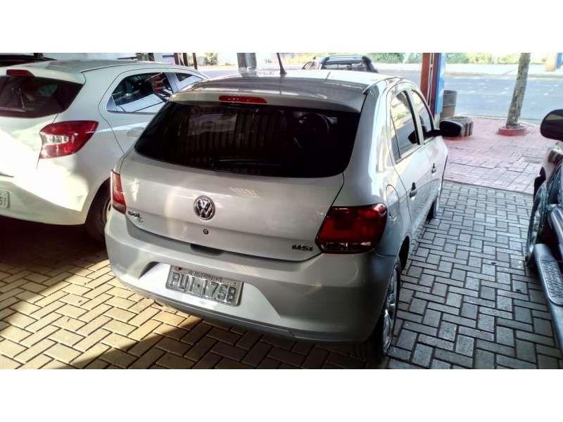 Volkswagen Gol 1.6 MSI Trendline (Flex) - Foto #3