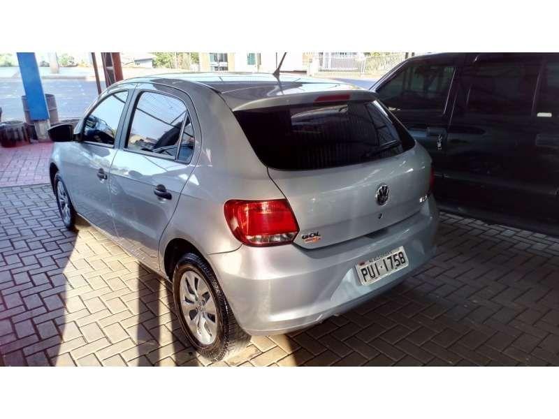 Volkswagen Gol 1.6 MSI Trendline (Flex) - Foto #4