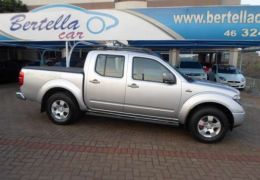 Nissan Frontier SE Attack 2.5 4X4 (Cabine Dupla)