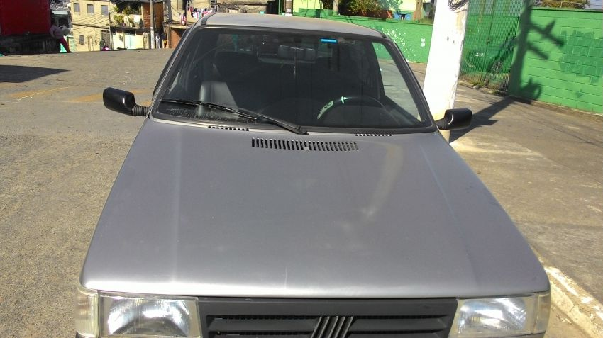 Fiat Uno Mille SX 1.0 IE - Foto #4