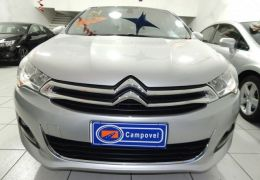 Citroën C4 Lounge Exclusive 2.0i 4c 16V