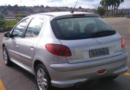 Peugeot 206 Hatch. Allure 1.6 16V (flex) - Foto #1